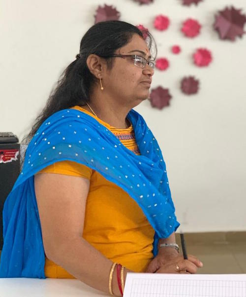 AR RASHMI BHATT-M.ARCH)(INTERIOR DESIGN) PG DIPLOMA IN TOWN AND COUNTRY PLANNING